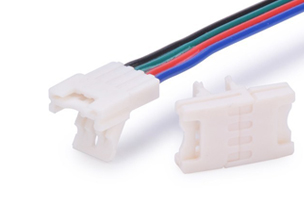 4 Pin RGB LED Connectors