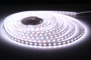 Cool White LED Strips 6000K-6500K