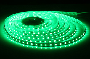 Green LED Strips