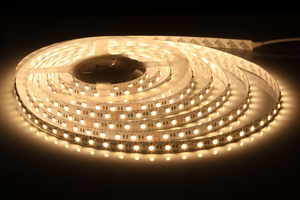 Warm White LED Strips 2400K-3000K