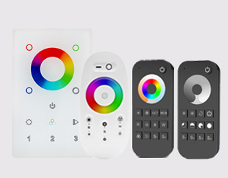 RGB Controllers, LED Dimmers, Amplifiers
