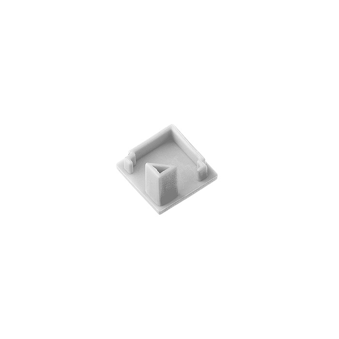 End Cap for LED Aluminum Channel 1616S