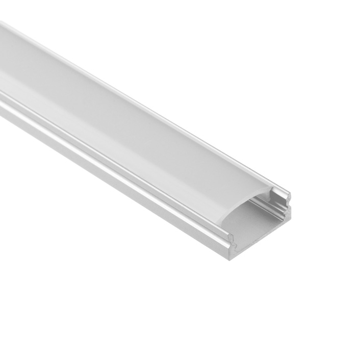 LED Strip Light Channel, Aluminum Extrusion Profile, U Shape 1.17M (3.83FT), 0717