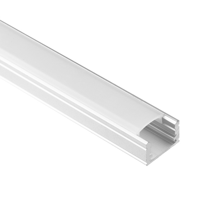 LED Strip Light Channel, Aluminum Extrusion Profile, U Shape 1.17M (3.83FT), 1217