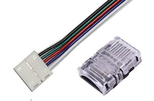 5 Pin RGBW LED Connectors