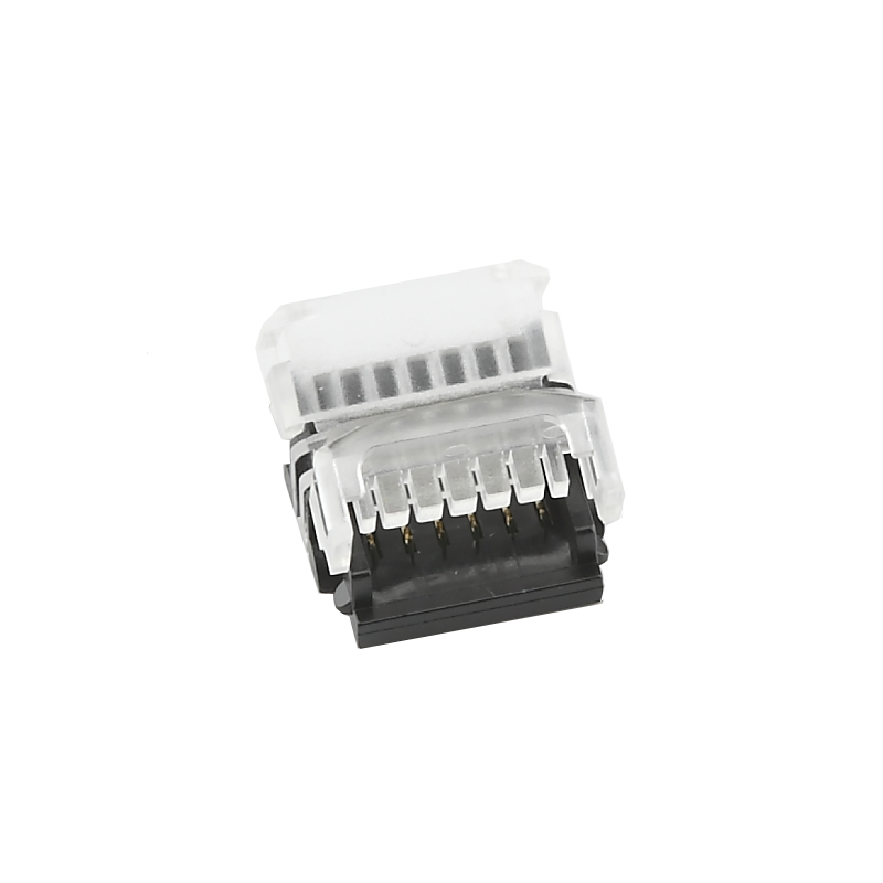 6 Pin RGB CCT Tunable White LED Strip Connector Hippo - Strip to Strip