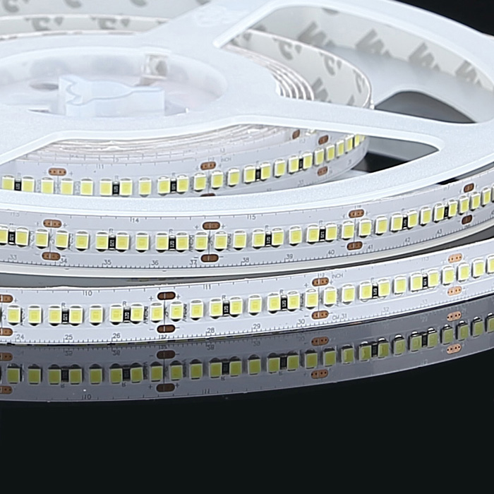 2835 24V LED Strip Light, Cool White 6500K, 240/m, 2.5m Reel