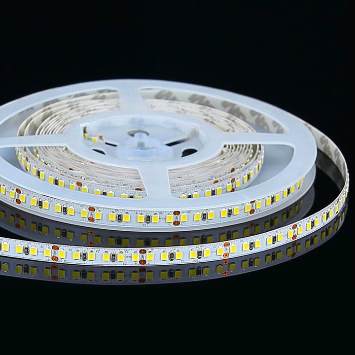2835 24V LED Strip Light, Neutral White 4000K, 160/m, 5m Reel