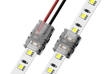 2 pin LED strip light connector