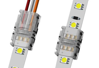 3 pin LED strip light connector