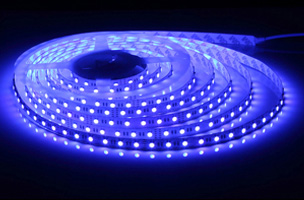 Blue LED Strips