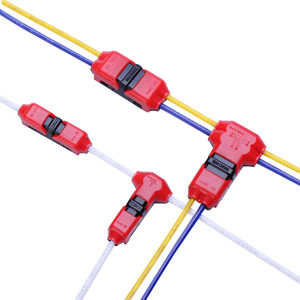 LED wire connectors