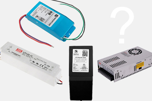 What are LED power supplies